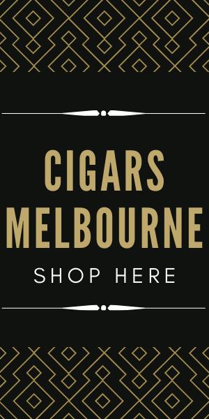 Cigars Melbourne Cigar Box